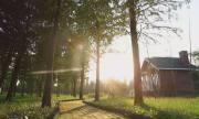 香隐林间木屋别墅-一室一厅标准房