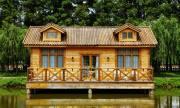水上木屋-大栋