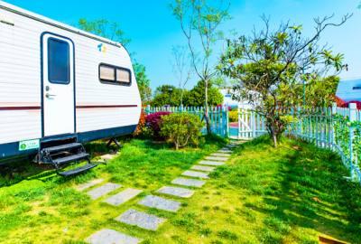 2021年途居南通开沙岛房车露营地开启全新价格体系——有一种浪漫叫房车露营