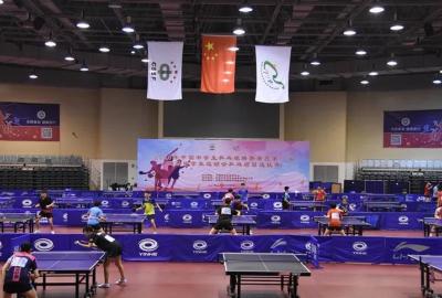 2020年中国中学生乒乓球精英赛暨第18届世界中学生运动会乒乓球项目选拔赛圆满落幕