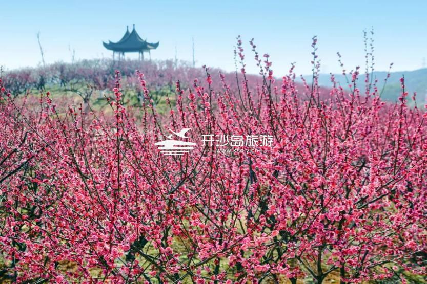 张家港香山风景区